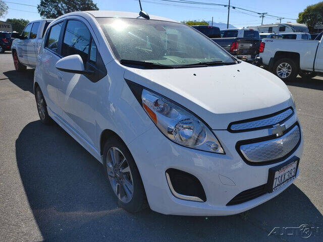 2016 Chevrolet Spark EV for sale at Guy Strohmeiers Auto Center in Lakeport CA