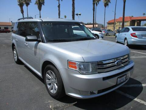 2012 Ford Flex for sale at F & A Car Sales Inc in Ontario CA