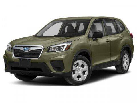 2019 Subaru Forester for sale at Gary Uftring's Used Car Outlet in Washington IL