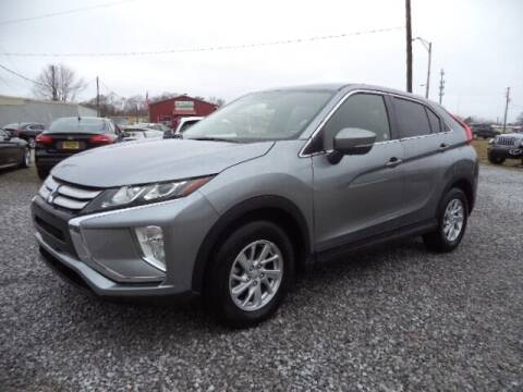 2019 Mitsubishi Eclipse Cross for sale at PICAYUNE AUTO SALES in Picayune MS