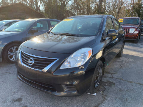 2014 Nissan Versa for sale at Limited Auto Sales Inc. in Nashville TN