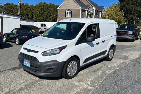 2018 Ford Transit Connect Cargo for sale at Mass Auto Exchange in Framingham MA