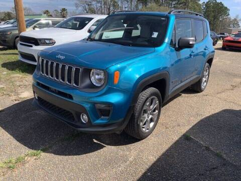 2020 Jeep Renegade for sale at CROWN  DODGE CHRYSLER JEEP RAM FIAT in Pascagoula MS