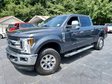 2019 Ford F-250 Super Duty for sale at Lux Auto in Lawrenceville GA