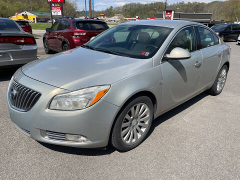 2011 Buick Regal for sale at Turner's Inc in Weston WV