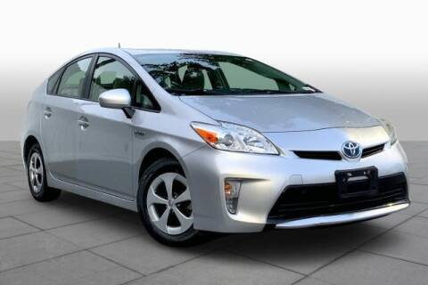 2015 Toyota Prius for sale at CU Carfinders in Norcross GA