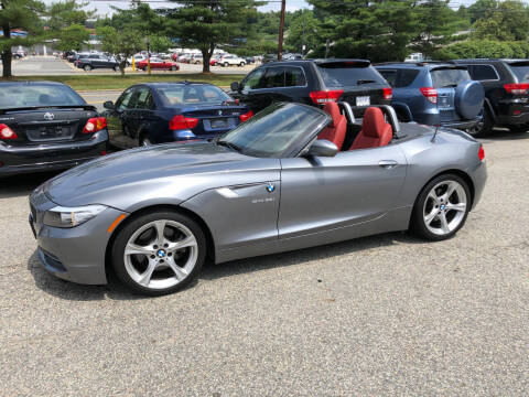 2011 BMW Z4 for sale at Matrone and Son Auto in Tallman NY