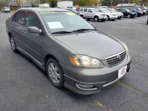 2005 Toyota Corolla for sale at Stach Auto in Edgerton WI