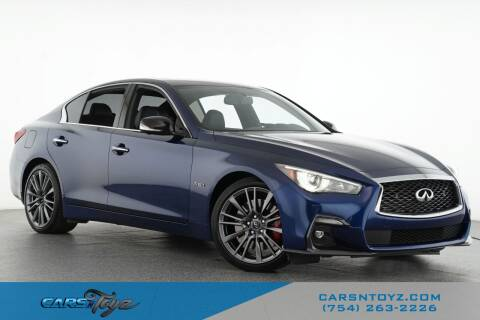 2018 Infiniti Q50 for sale at JumboAutoGroup.com - Carsntoyz.com in Hollywood FL