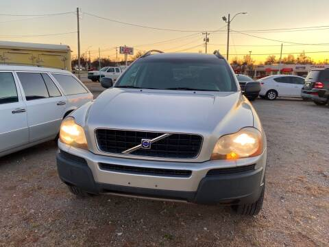 2003 Volvo XC90 for sale at 733 Cars in Oklahoma City OK
