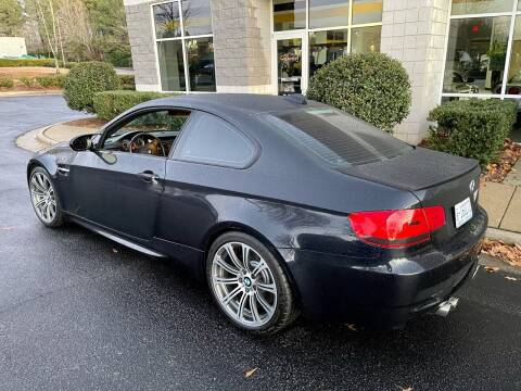 2009 BMW M3 for sale at Weaver Motorsports Inc in Cary NC