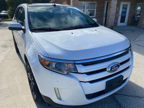 2013 Ford Edge for sale at MITCHELL AUTO ACQUISITION INC. in Edgewater FL