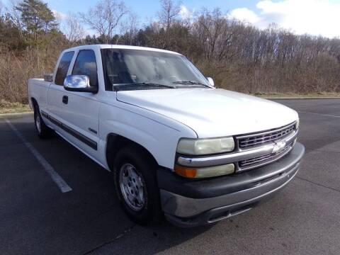 1999 Chevrolet Silverado 1500 for sale at J & D Auto Sales in Dalton GA