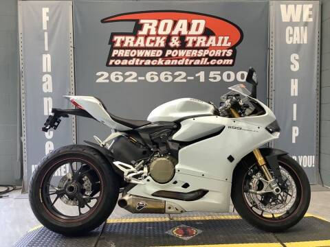2013 Ducati Superbike 1199 Panigale S ABS for sale at Road Track and Trail in Big Bend WI