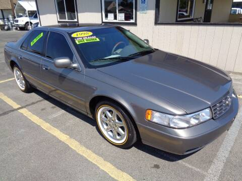 1998 Cadillac Seville for sale at BBL Auto Sales in Yakima WA