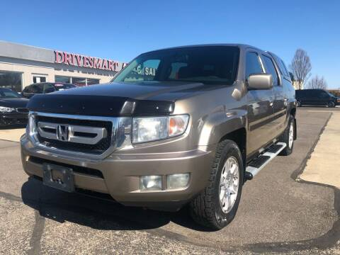 2010 Honda Ridgeline for sale at DriveSmart Auto Sales in West Chester OH