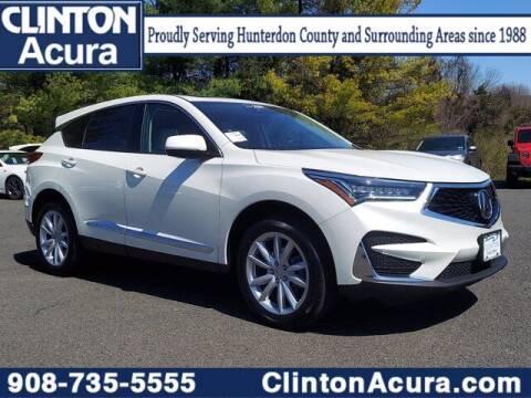 2019 Acura RDX for sale at Clinton Acura used in Clinton NJ