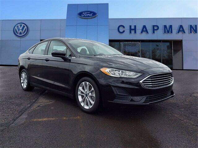 2020 Ford Fusion Hybrid for sale in Philadelphia, PA