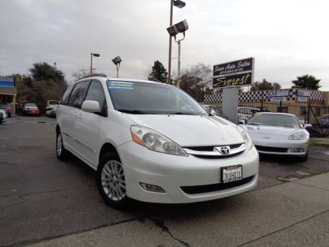 2007 Toyota Sienna for sale at Save Auto Sales in Sacramento CA
