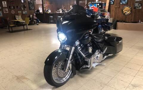 2017 Harley Davidson flhxf