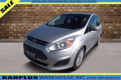 2016 Ford C-MAX Hybrid for sale at Karplus Warehouse in Pacoima CA