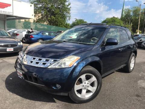 2004 Nissan Murano for sale at Your Car Source in Kenosha WI