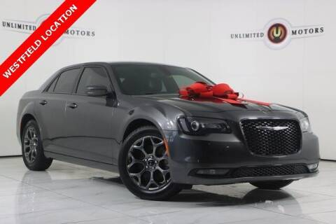 2017 Chrysler 300 for sale at INDY'S UNLIMITED MOTORS - UNLIMITED MOTORS in Westfield IN