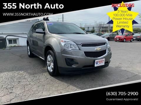 2012 Chevrolet Equinox for sale at 355 North Auto in Lombard IL
