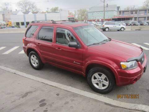 2006 Ford Escape Hybrid for sale at Cali Auto Sales Inc. in Elizabeth NJ