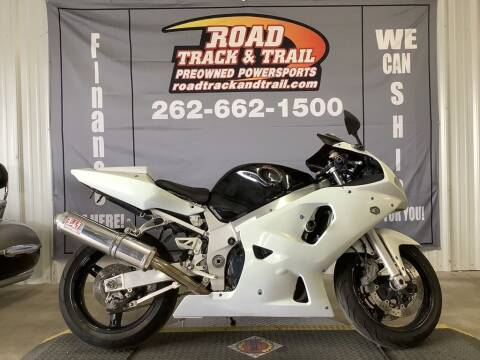 2003 Suzuki GSX-R600 for sale at Road Track and Trail in Big Bend WI