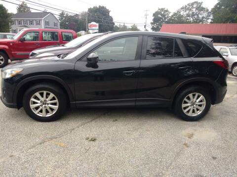 2013 Mazda CX-5 for sale at Auto Brokers of Milford in Milford NH
