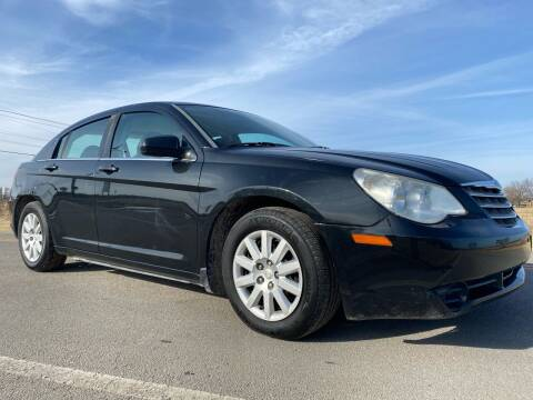 2007 Chrysler Sebring for sale at ILUVCHEAPCARS.COM in Tulsa OK