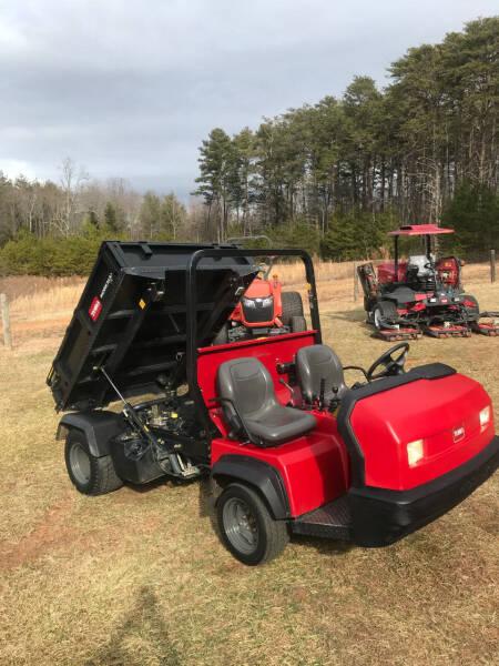 2016 Toro HD Workman for sale at Mathews Turf Equipment in Hickory NC