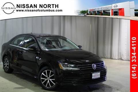 2017 Volkswagen Jetta for sale at Auto Center of Columbus in Columbus OH