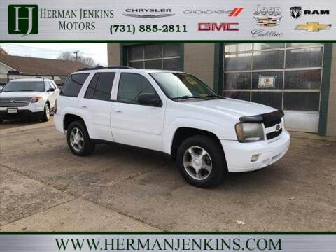 2009 Chevrolet TrailBlazer for sale at Herman Jenkins Used Cars in Union City TN