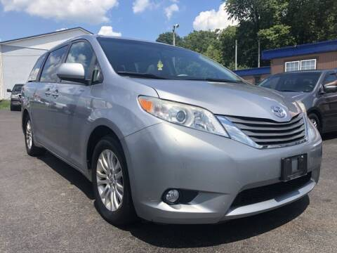 2011 Toyota Sienna for sale at Instant Auto Sales in Chillicothe OH
