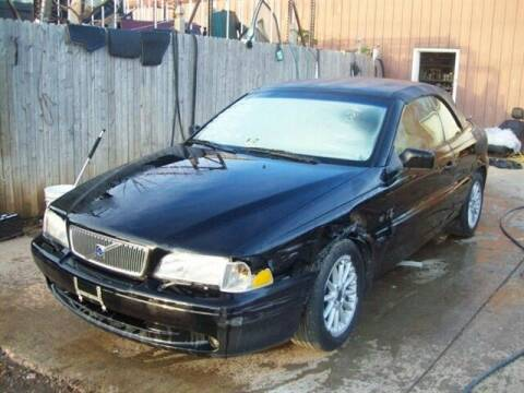 2000 Volvo C70 for sale at East Coast Auto Source Inc. in Bedford VA