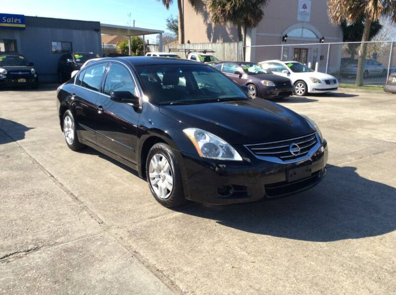 2010 Nissan Altima for sale at Car City Autoplex in Metairie LA