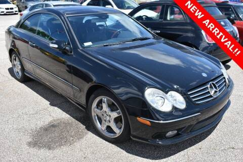 2003 Mercedes-Benz CLK for sale at Alfa Romeo & Fiat of Strongsville in Strongsville OH