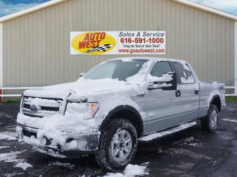 2013 Ford F-150 for sale at Autowest of GR in Grand Rapids MI