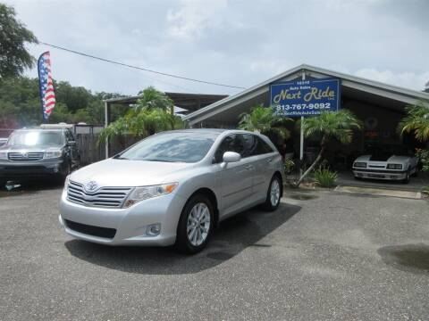 2009 Toyota Venza for sale at NEXT RIDE AUTO SALES INC in Tampa FL