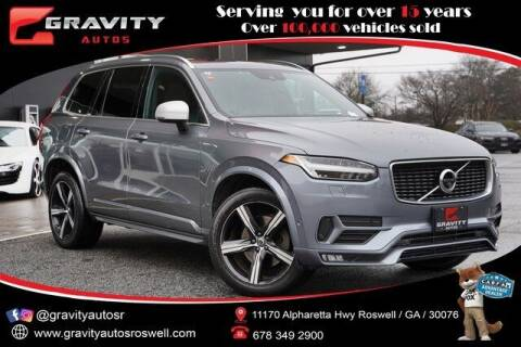 2017 Volvo XC90 for sale at Gravity Autos Roswell in Roswell GA
