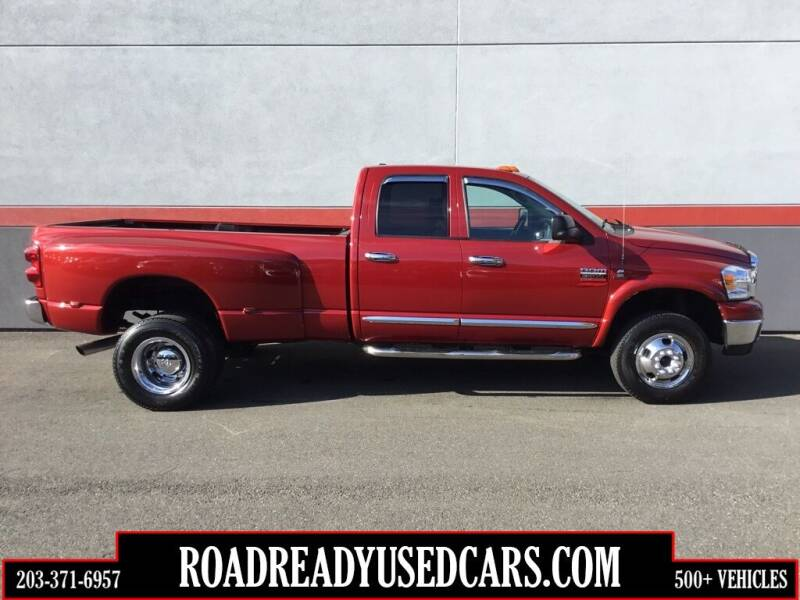 2008 Dodge Ram Pickup 3500 for sale at Road Ready Used Cars in Ansonia CT