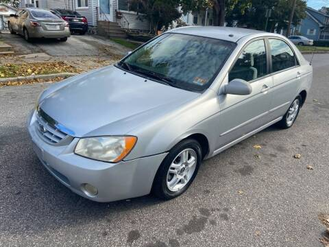 2005 Kia Spectra for sale at Michaels Used Cars Inc. in East Lansdowne PA