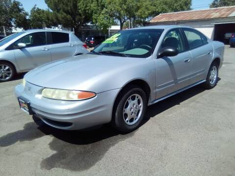 2000 Oldsmobile Alero for sale at Larry's Auto Sales Inc. in Fresno CA