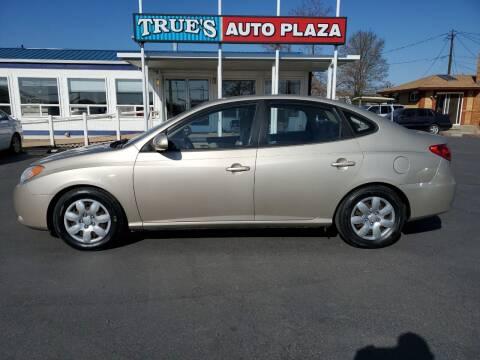 2007 Hyundai Elantra for sale at True's Auto Plaza in Union Gap WA