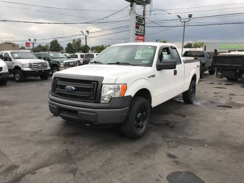 2014 Ford F-150 for sale at KAP Auto Sales in Morrisville PA
