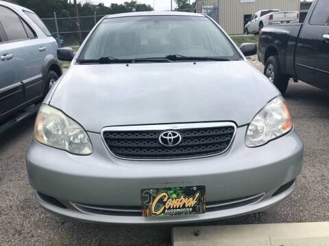 2006 Toyota Corolla for sale at Central Automotive in Kerrville TX