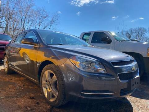 2011 Chevrolet Malibu for sale at D & M Auto Sales & Repairs INC in Kerhonkson NY