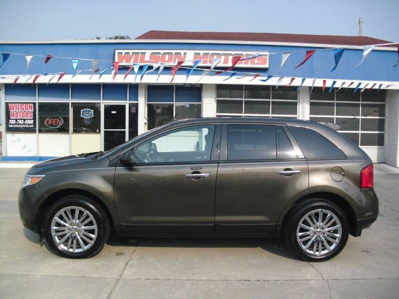 2011 Ford Edge for sale at Wilson Motors in Junction City KS